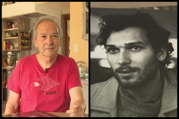Michel Blin, aujourd'hui et en 1973, a connu l'enfer pendant le coup d'état à Santiago.