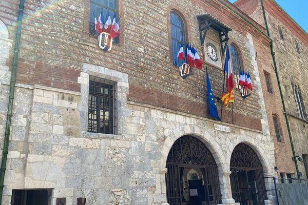 La mairie de Perpignan | Mai 2020