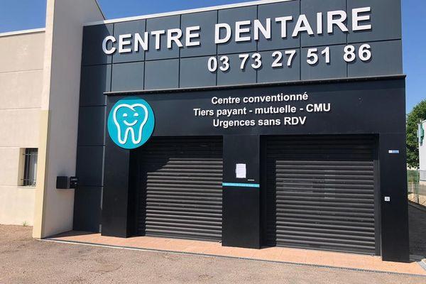 Le centre dentaire Proxidentaire de Chevigny-Saint-Sauveur (Côte-d'Or).