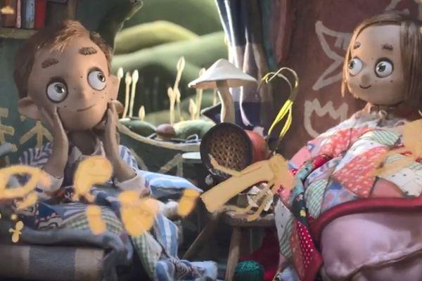 """""""L'étrange forêt de Bert et Joséphine"""", au programme de la troisième édition des """"Rencontres du Film d'Animation"""" de Bastia."""