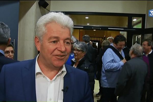 Philippe Grosvalet, président du département de la Loire-Atlantique