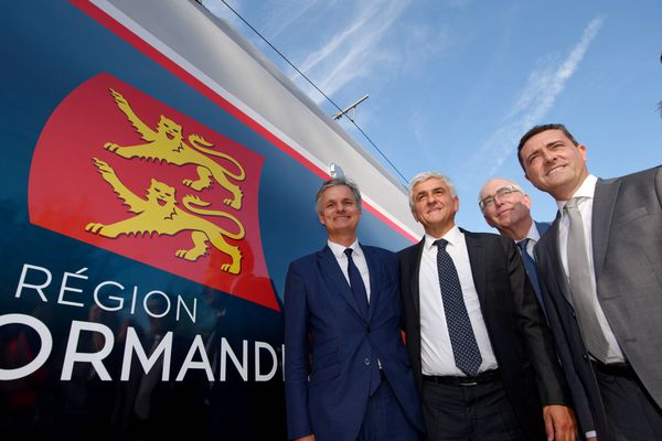 Le président de Région Normandie, Hervé Morin, s'inquiète de la capacité des transports après le confinement.