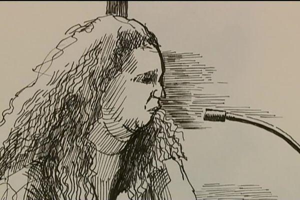 Anne Diana Clain comparait mardi et mercredi devant la 6e chambre du tribunal correctionnel de Paris.