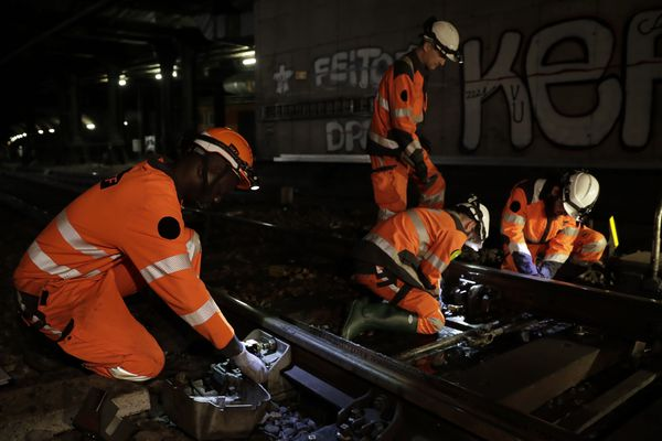 Des travaux sur le RER A et le tram T7 perturberont les usagers le soir. (Photo d'illustration)