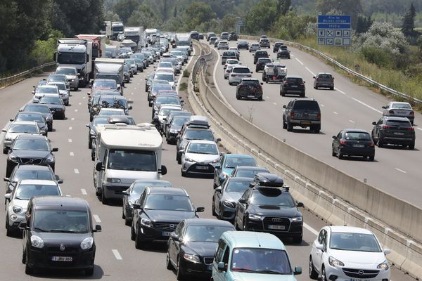 trafic routier : les prévisions de Bison Futé en Normandie