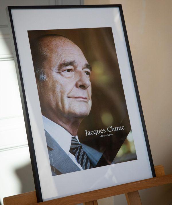 Une journée de deuil national est organisée lundi 30 septembre 2019 en hommage à l'ancien président de la République Jacques Chirac.