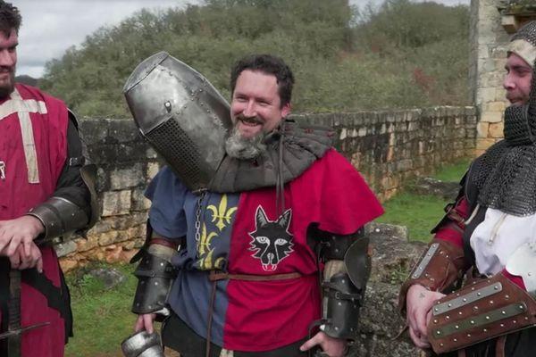 Les chevaliers de la compagnie des Mortes Payes