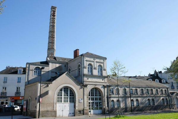 Les Bains-Douches de Nantes, Quai Baco, deviendront un espace dédié à l'économie sociale et solidaire.