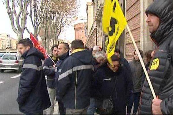 Une délégation a été reçue à la préfecture de Perpignan pour demander une conciliation.