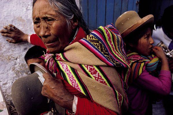 Le chant des Andes.