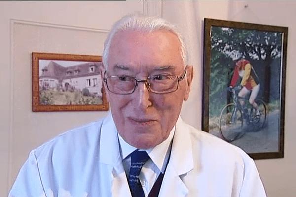 François Le Men en consultation en 2013