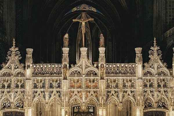 Le jubé de la cathédrale