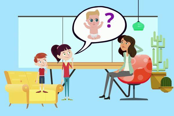 Parler sexualité avec ses enfants n'est pas toujours évident.