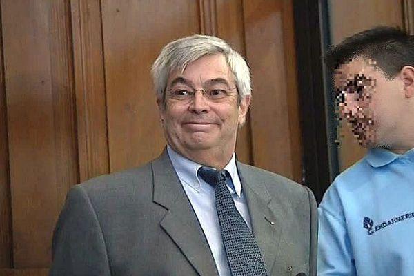 Jean-Michel Bissonnet au procès - archives