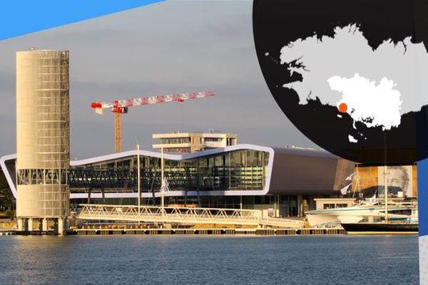 La cité de la voile à Lorient