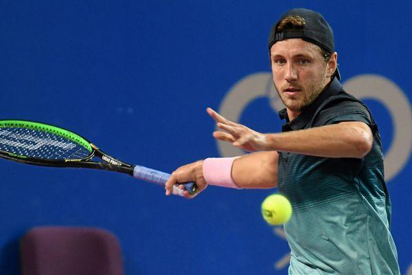 Lucas Pouille est 22e au classement ATP.