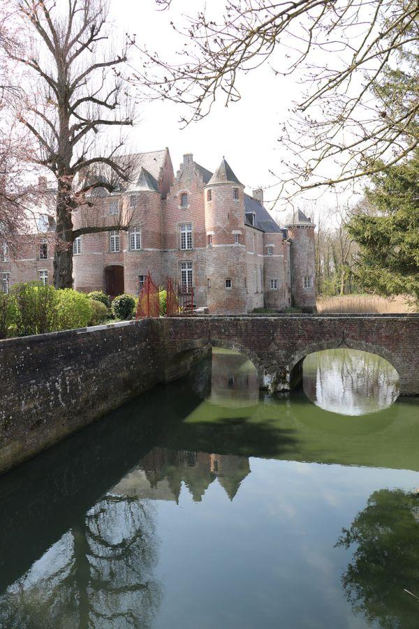 Le château d'Esquelbecq