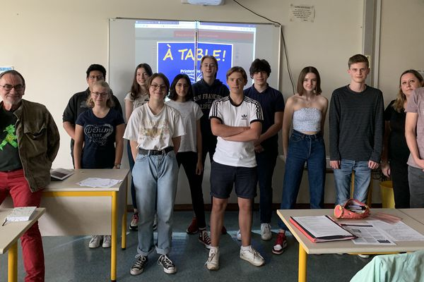 Quelques uns des lauréat du lycée Marcel Rudloff