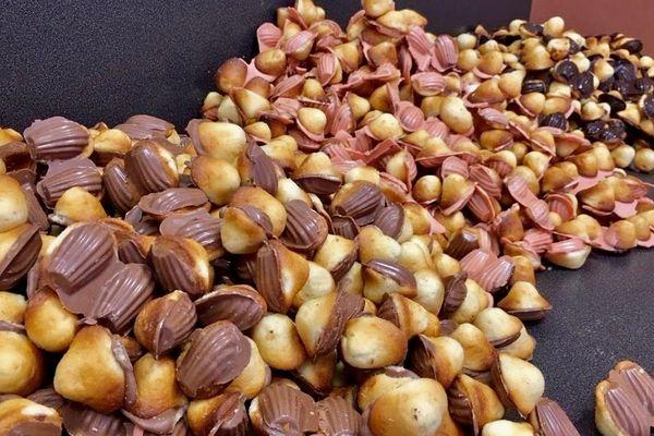 Même en période de confinement, les madeleines restent le produit phare de l'entreprise Bébé.