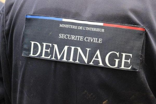 L'opération de déminage près de l'aéroport de Montpellier a été annoncée à l'avance pour éviter toute panique en cas d'explosion.