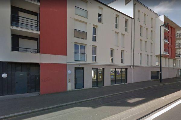 Les faits se sont déroulés dans un appartement du bd Romanet à Nantes