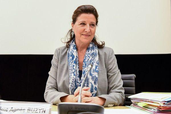 Agnès Buzyn interrogée par une commission à l'Assemblée nationale, le 30 juin 2020.