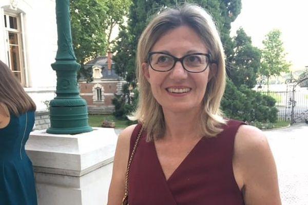 Frédérique Lardet, députée LaRem de Haute-Savoie (Annecy)