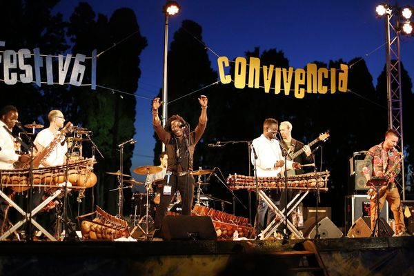Festival Convivencia en 2019