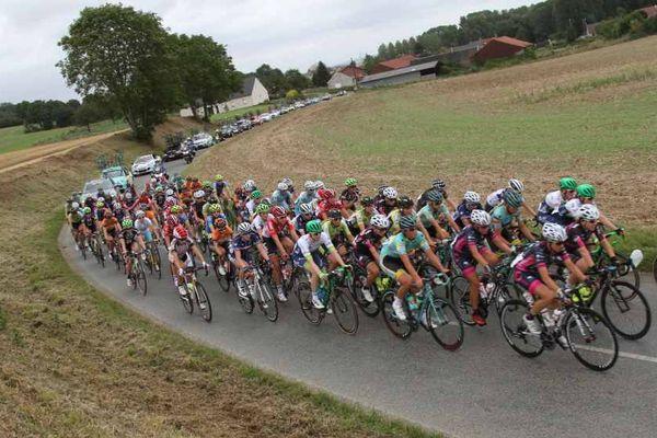 Une centaine de cyclistes représentant une vingtaine de nations sont engagées dans la Route de France féminine 2016