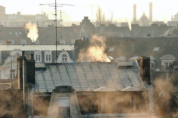 Le seuil d'alerte aux particules fines a été dépassé à Nantes et au Mans