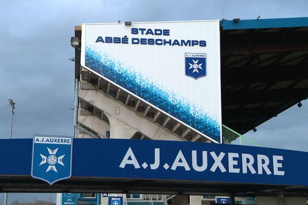 Le musée de l'AJ Auxerre devrait recevoir ses premiers visiteurs en 2022.
