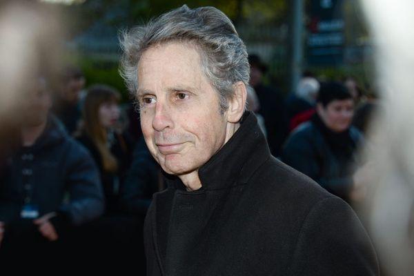 Alain Suguenot, maire de Beaune, lors du 11e Festival du film Policier de Beaune en 2019