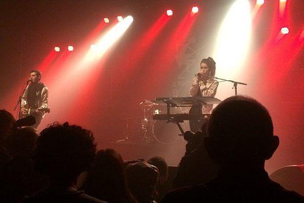 Holy Two en concert au 22 pour le PDB2016.