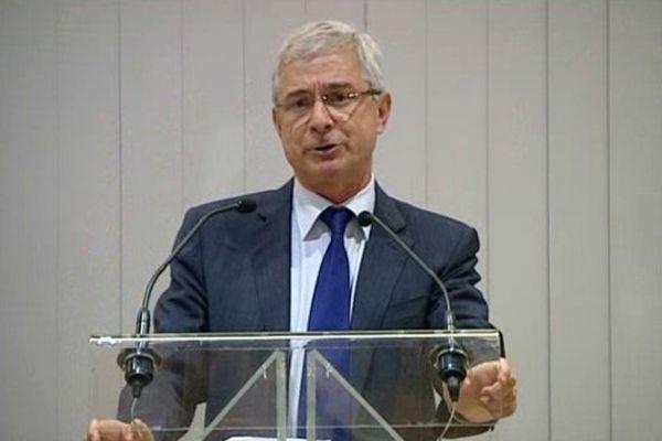 Claude Bartolone à Niort, le jeudi 26 septembre 2013