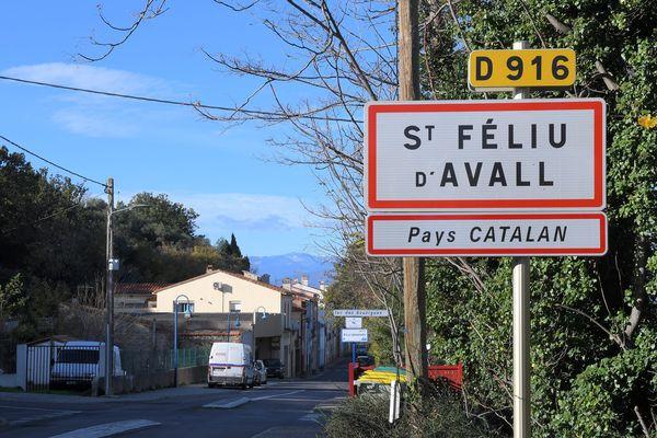Un an après le drame de Millas, le village de Saint-Féliu d'Avall est encore en deuil - 14 décembre 2018