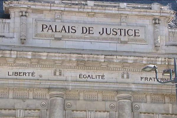 Palais de justice de Tulle