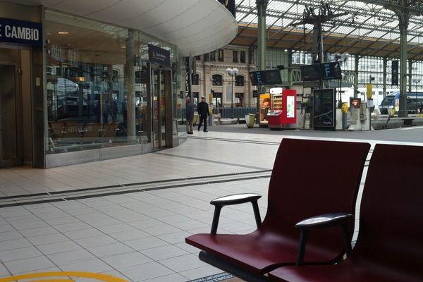 Gare de Tours (Indre-et-Loire) - Archives.
