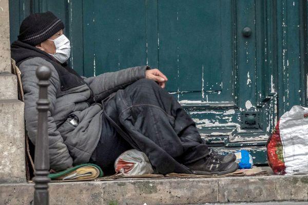 A Montpellier, près de 2000 personnes sont sans-abris - mars 2020