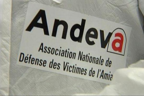L'association des victimes Andeva a organisé un grand rassemblement devant le palais de justice de Pari, où la validité de plusieurs mises en examen dans l'enquête sur l'amiante, dont celle de Martine Aubry, était examinée.