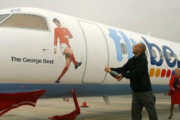 Flybe, la compagnie anglaise low cost, débarque à Deauville