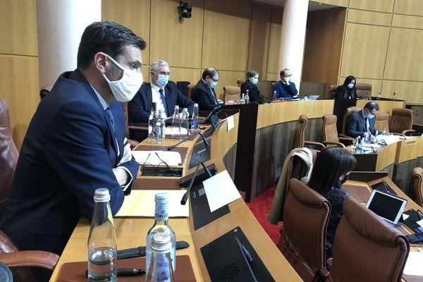 Le patron du groupe Per l'Avvene a voulu rappeler au Conseil Exécutif ses obligations