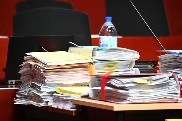 Le procès de Hubert Caouissin et Lydie Troadec a lieu à Nantes aux assises de Loire -Atlantique jusqu'au 9 juillet 2021