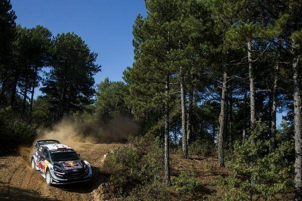 Sébastien Ogier en tête du Rallye de Turquie