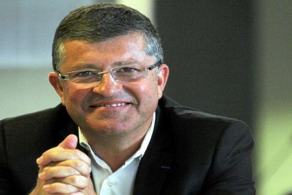 Franck Proust, député européen et premier adjoint au maire de Nîmes