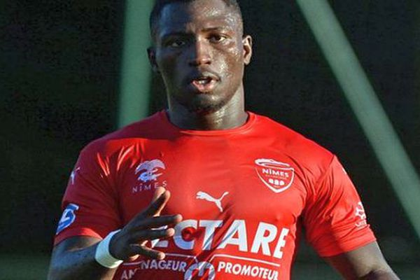 Nîmes prête Kévin Denkey à Béziers pour jouer en Ligue 2 jusqu'à la fin de saison - archives