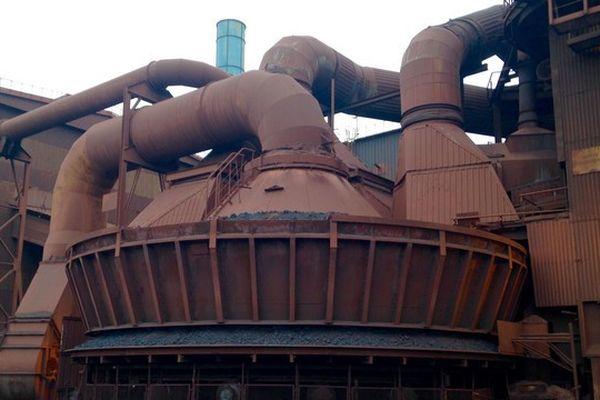 Deux hottes de captation permettent de récupérer la chaleur émise par la fusion du minerai de fer chez ArcelorMittal, et alimentent le réseau de chaleur de Dunkerque