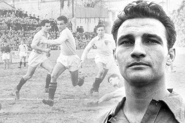 Désir Carré a été double champion de France avec le Gym entre 1947 et 1952