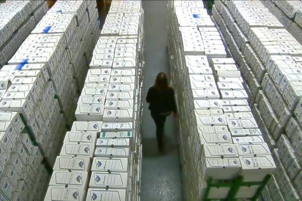 """Des milliers de voyages et de vies retracés les archives de l'association """"French Lines"""""""