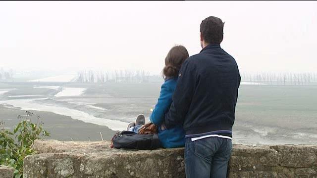 Le mont saint michel se pr pare la mar e du si cle france 3 basse normandie - Journal basse normandie ...