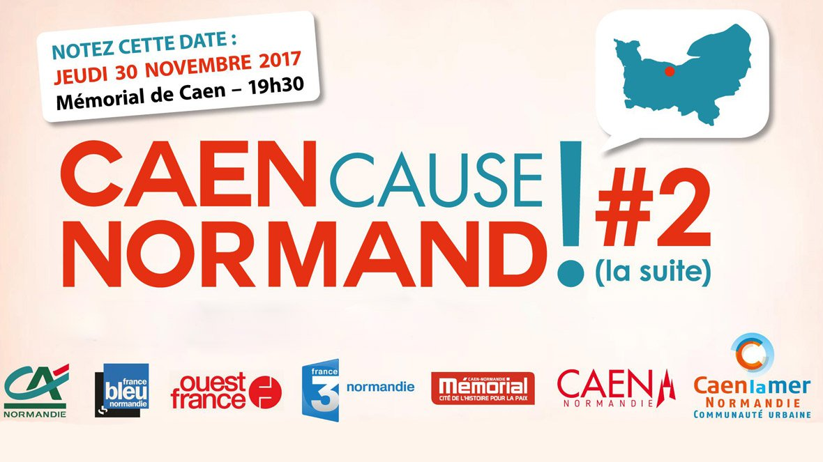 Caen cause-t-elle Normand ?